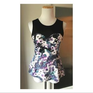 Urban Outfitters Silence and Noise floral tank